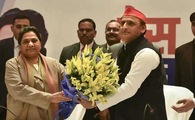 Y Koteswara Rao Article On SP BSP Alliance - Sakshi
