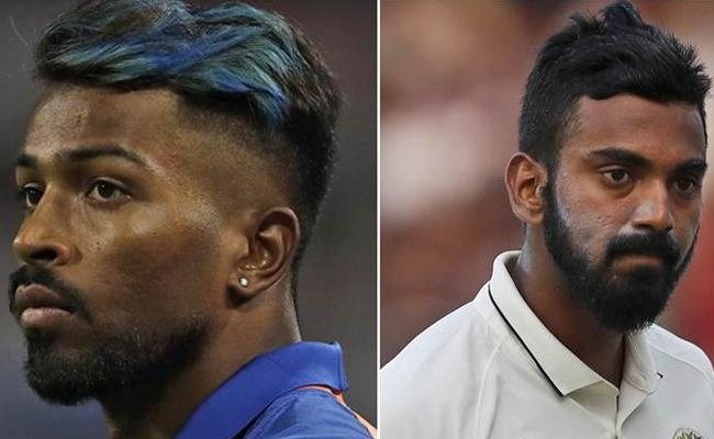 BCCI President Urges CoA to Lift Suspension On Pandya And Rahul - Sakshi