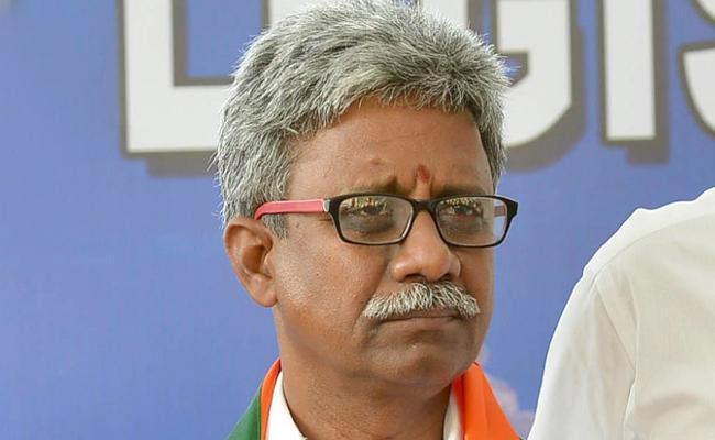 Pydikondala Manikyala Rao Criticize On Chandrababu Naidu - Sakshi