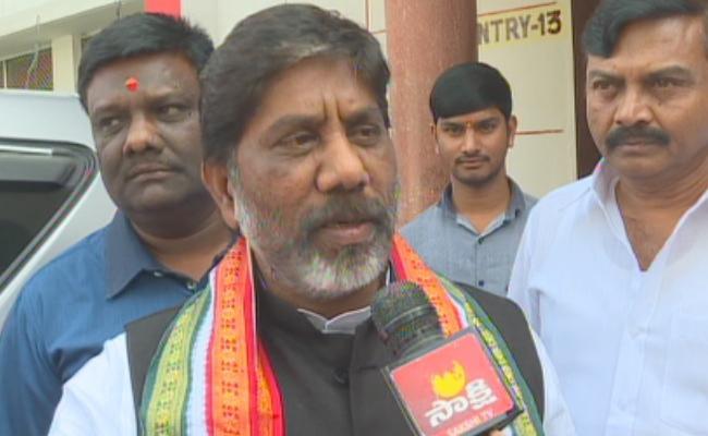 CLP Leader Bhatti Vikramarka Slams Governor Speech In Assembly - Sakshi