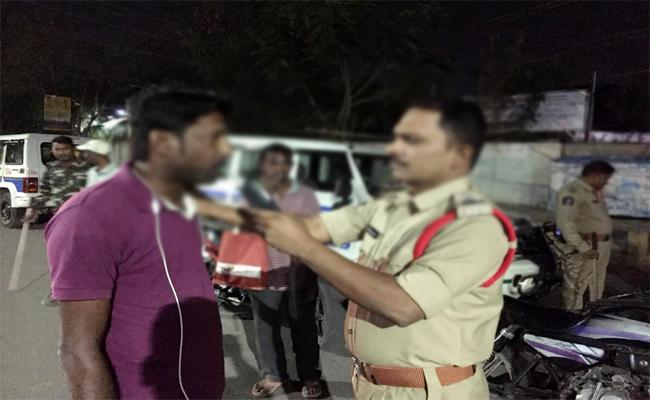 Drunk And Drive Cases Files in Kurnool - Sakshi