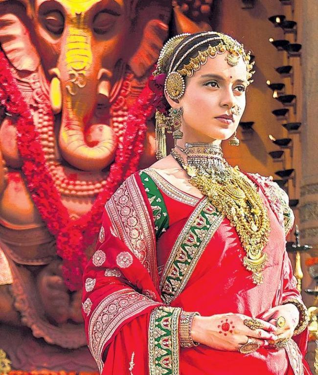 'I Am A Rajput, And Will Destroy Them' Says Kangana Ranaut - Sakshi
