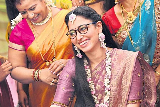 That Is Mahalakshmi completes its shoot - Sakshi