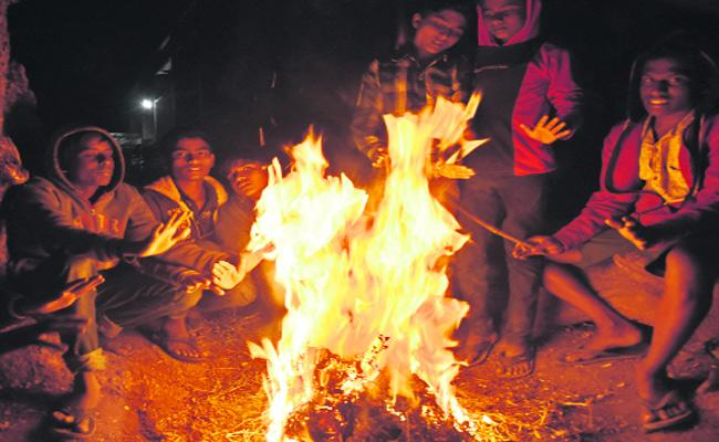 School Boyes Problems With Cool Climate In Telugu Starts - Sakshi
