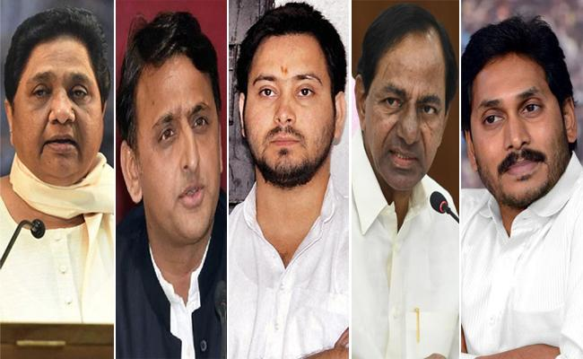 These Leaders Will Play Key Role in National Politics - Sakshi