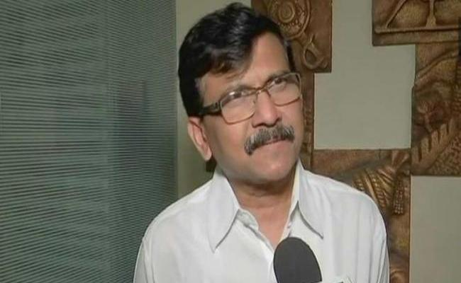 Shiv Sena Says BJP Came To Power Using Ram Temple Issue - Sakshi