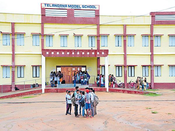 Notification for Entry into Model Schools is Tomorrow  - Sakshi