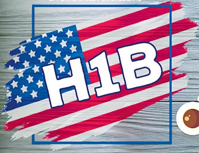 H1-B visa changes may impact Indian IT firms - Sakshi