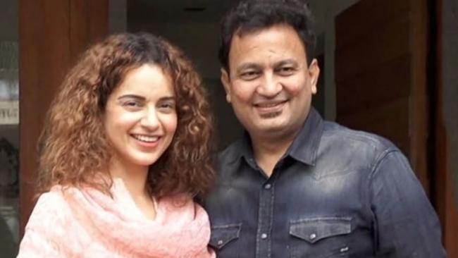 Manikarnika Producer Kamal Jain Suffers Paralytic Stroke - Sakshi