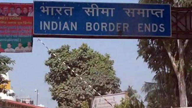 Indians Can Use Aadhaar card To Visit Nepal Bhutan - Sakshi