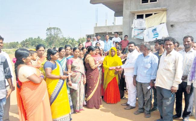 Telangana Panchayat Elections Campaign In Rangareddy - Sakshi
