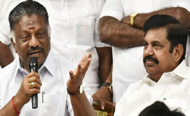 AIADMK Leaders Not Interested For Alliance With BJP - Sakshi