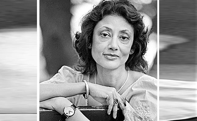 Great Writer Bharati Mukherjee - Sakshi