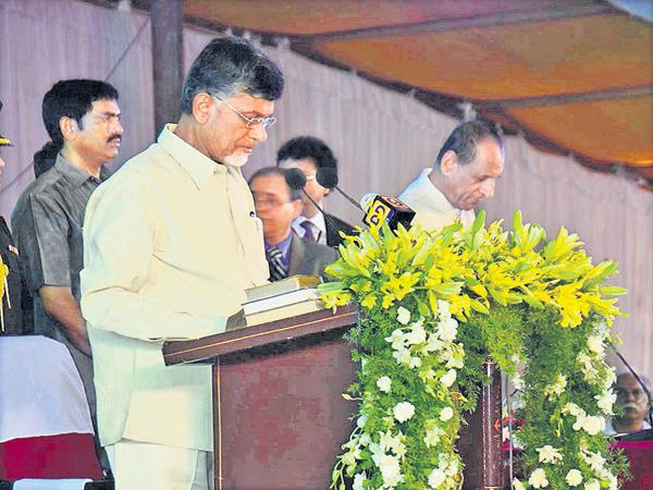 Chandrababu Cheated the AP People With Election Promises - Sakshi
