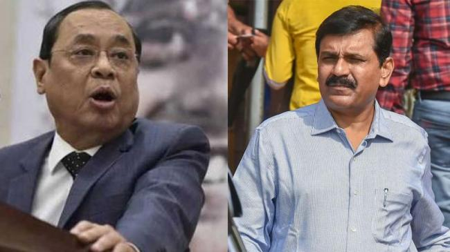 CJI Recuses From Hearing Plea Challenging Nageswara Raos Appointment As Interim CBI Chief - Sakshi