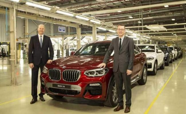 New BMW X4 Launched in India - Sakshi