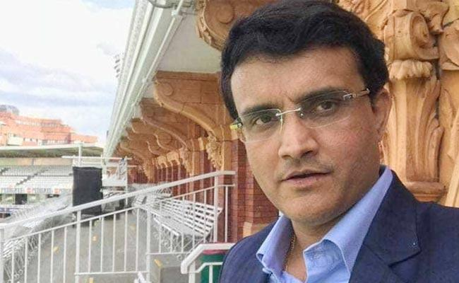 Sourav Ganguly Extends Support To Ex Teammate Family Who Is In Hospital - Sakshi