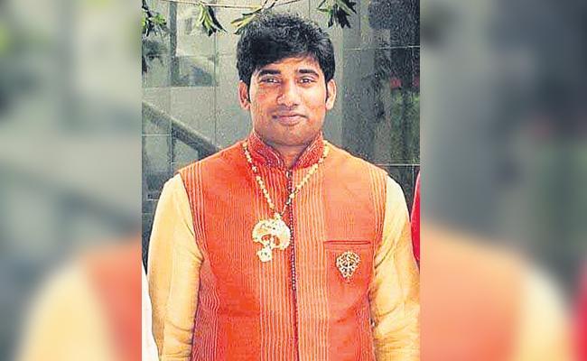 NRI Remand in Harassment Case Hyderabad - Sakshi