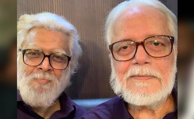 Madhavan Look in Nambi Narayanan Biopic Rocketry - Sakshi