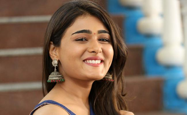Shalini Pandey is Being Introduced to Bollywood Opposite Aditya - Sakshi