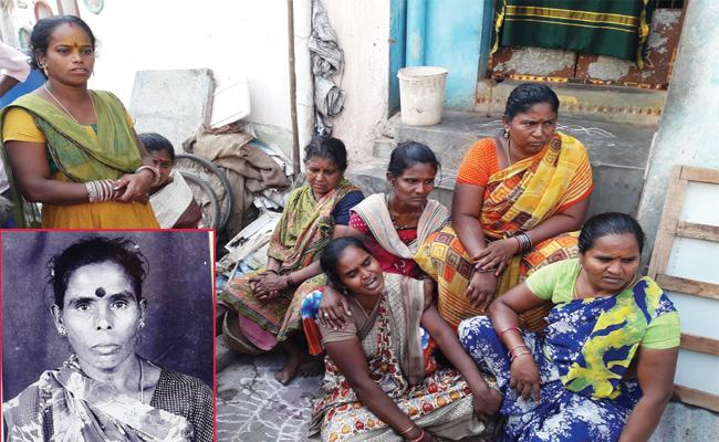 Husband Killed Wife in Vizianagaram - Sakshi