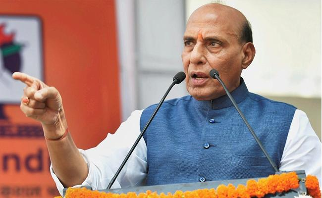 Rajnath Singh Says Commitment To Values Essential In Every Of Life - Sakshi