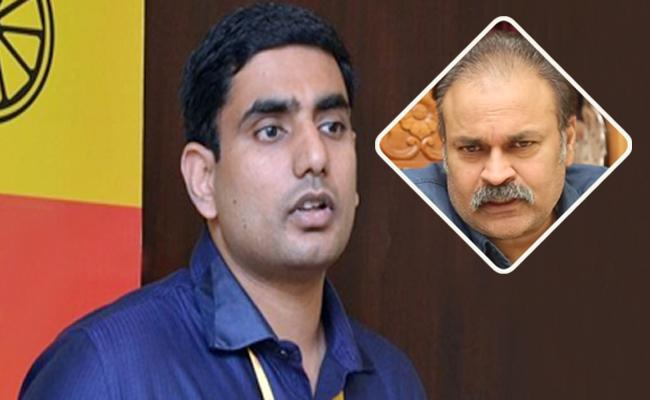 Nagababu Setires On Nara Lokesh - Sakshi
