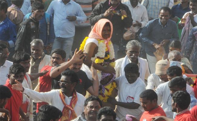 Sambara Polamamba Tribal Festival in Vizianagaram - Sakshi