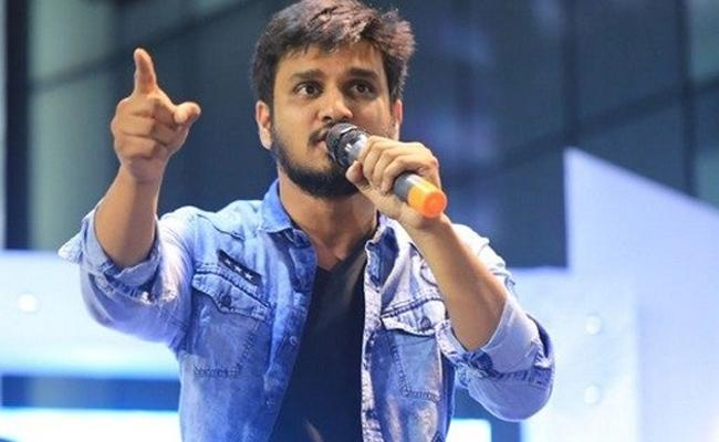 Hero Nikhil Siddhartha Clarity On Mudra Release - Sakshi