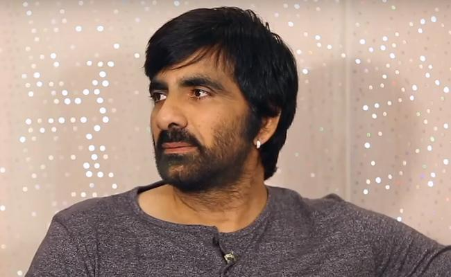 Ravi Teja and VI Anand Movie Title and Logo Launch is on 26th Jan - Sakshi