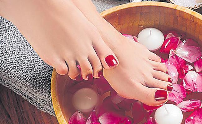 Beauty tips:foot special - Sakshi
