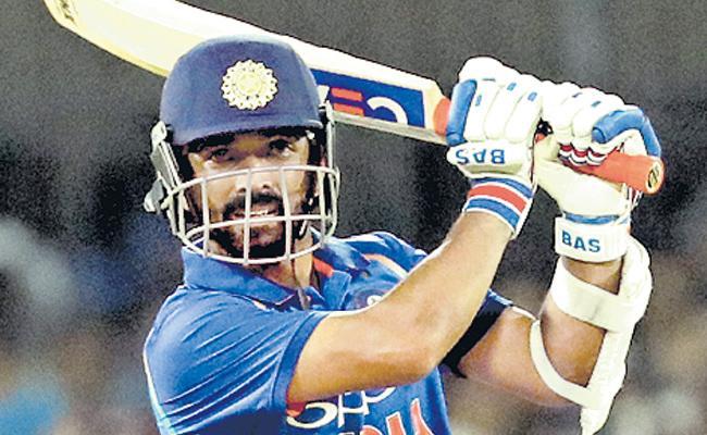Ajinkya Rahane, Ishan Kishan, Shreyas Iyer impress as India A defeat England Lions by three wickets - Sakshi