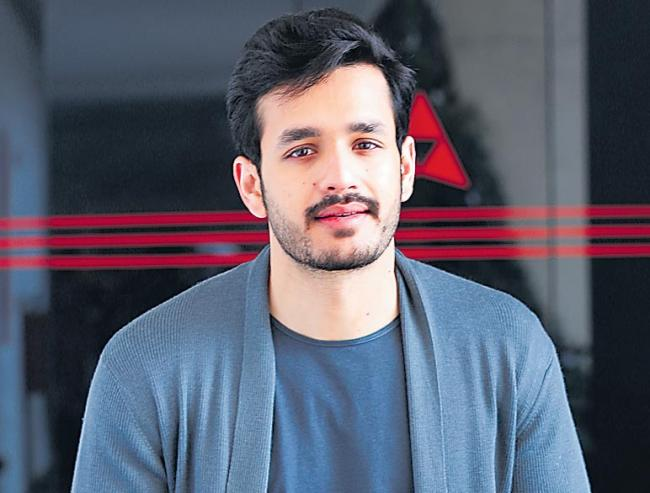 Akhil Special Interview About Mr Majnu - Sakshi