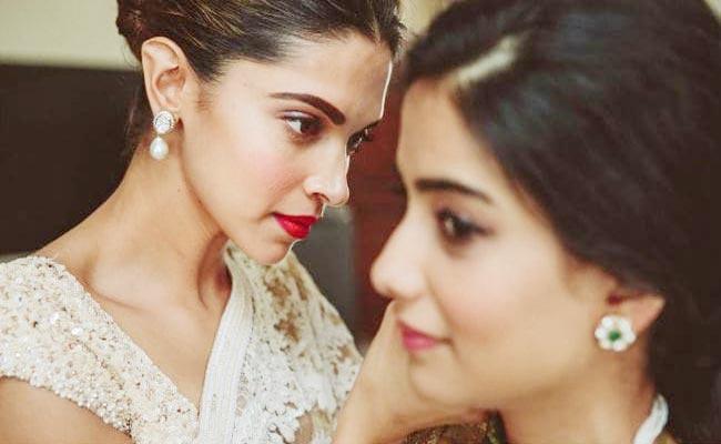 Is This Deepika Padukone Photoshoot Netizens On Srila Rao Wedding Viral pic - Sakshi