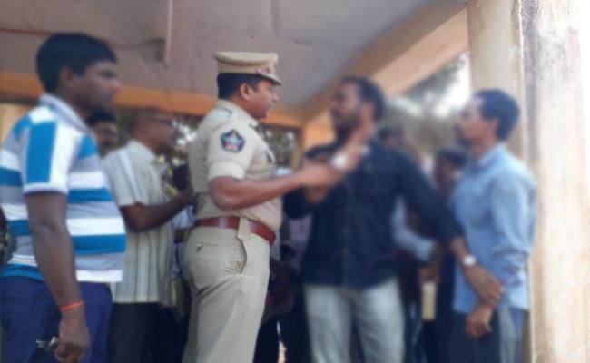 Husband Arrested in Extra Dowry Harassments - Sakshi