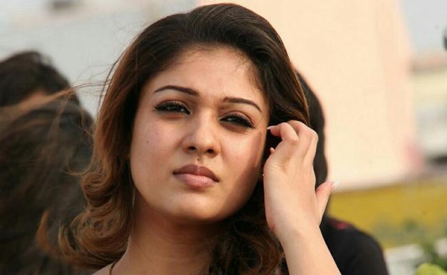 Nayanatara May Attend To Sye Raa Promotions - Sakshi