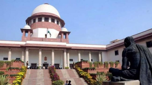 Supreme Court Refuses To Stay Amendment In SC ST Act - Sakshi