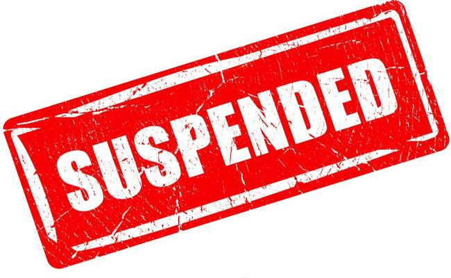 Two Election Officers Suspended In Panchayat Elections First Phase - Sakshi