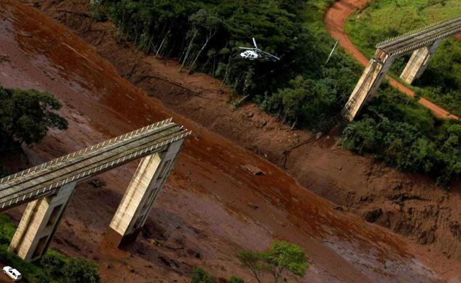 Dam collapse in Brazil - Sakshi