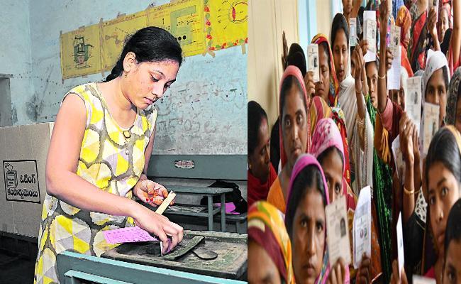 Telangana Panchayat Elections Second Phase Ends - Sakshi