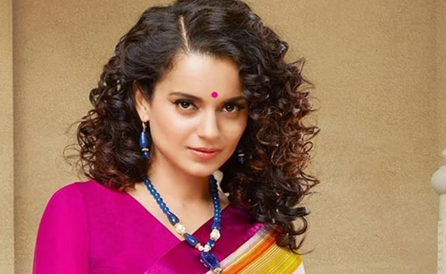 Ramgopal varma praises KanganaRanaut - Sakshi