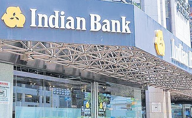 Indian Bank  profit halves to Rs 152 cr - Sakshi