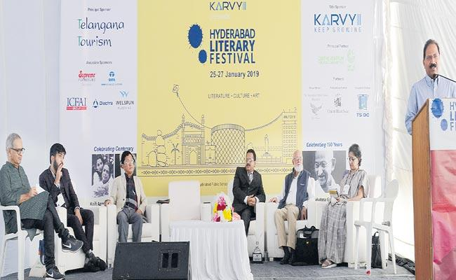 Cultural compound is crucial to Telangana progress - Sakshi