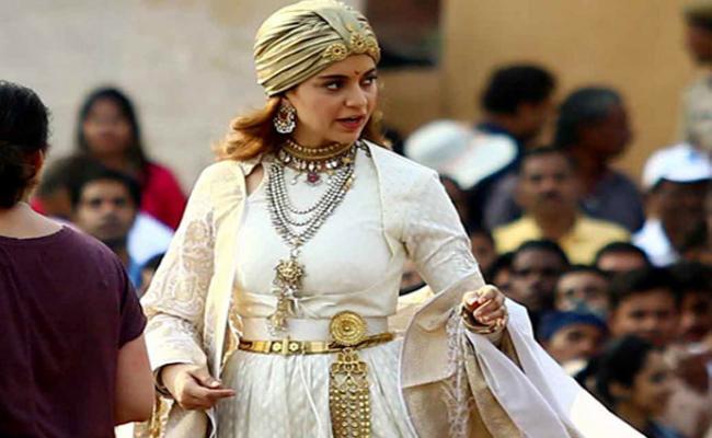 Manikarnika Box Office Collection Day 1 - Sakshi