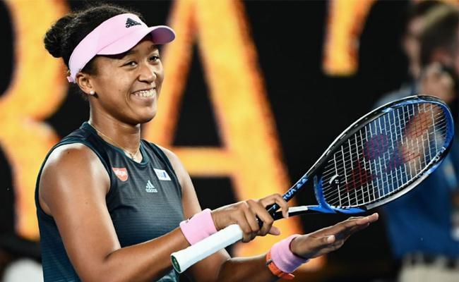 Naomi Osaka wins Australian Open - Sakshi