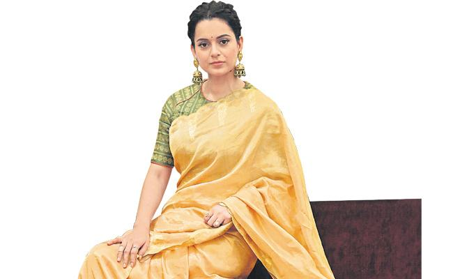 Funday special chit chat with heroine kangana ranaut - Sakshi