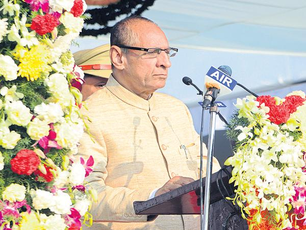 State Economic Development is above 10 Percent - Sakshi