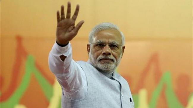 PM Modi Says People Must Stay Alert Against Negativity - Sakshi