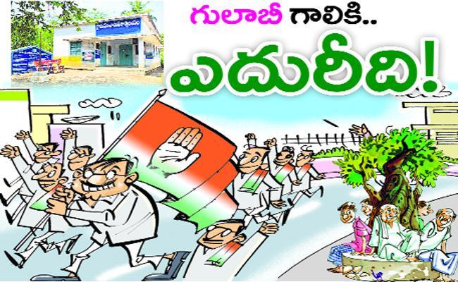 TRS Win Telangana Panchayat Elections Nalgonda - Sakshi