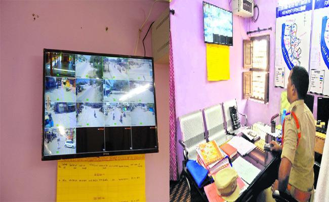CC Cameras Arrangements Villages In Nizamabad - Sakshi